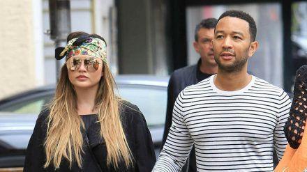 Chrissy Teigen und John Legend haben ihr Baby verloren (ili/spot)