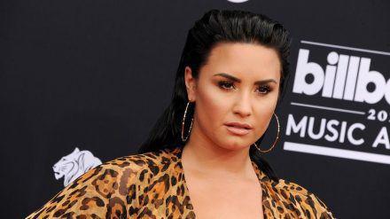 Demi Lovato verarbeitet ihre Trennung offenbar mit neuer Musik (wue/spot)