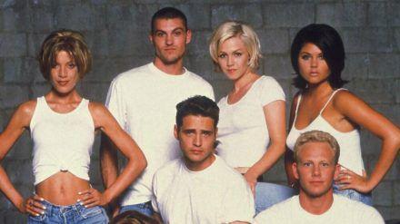 """Die Stars von """"Beverly Hills, 90210"""" (hub/spot)"""