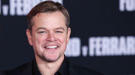Matt Damon (Foto) ist bald wieder mit seinem Kumpel auf der Kinoleinwand zu sehen (jom/spot)