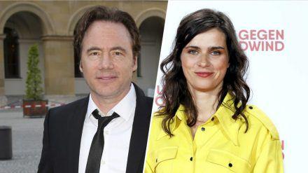 """Sowohl Michael """"Bully"""" Herbig als auch Nora Tschirner erinnern an die Wiedervereinigung (amw/spot)"""