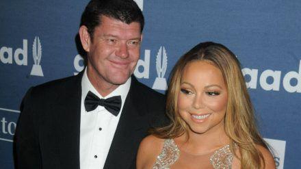 Ein Foto von Mariah Carey und James Packer aus ihrer Zeit als Paar. (rto/spot)