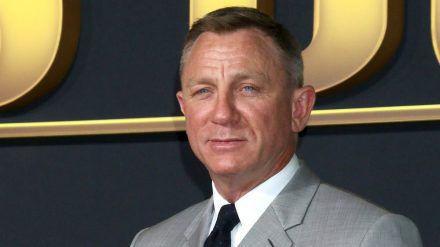 Daniel Craig bei einem Auftritt in Los Angeles (hub/spot)