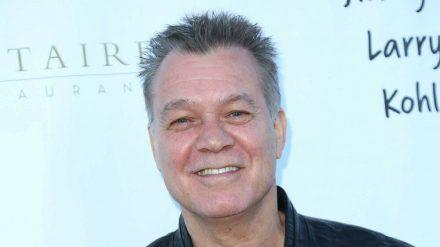 Eddie Van Halen verstarb mit 65 Jahren an Krebs (stk/spot)