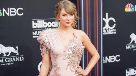 Taylor Swift unterstützt Joe Biden (jom/spot)