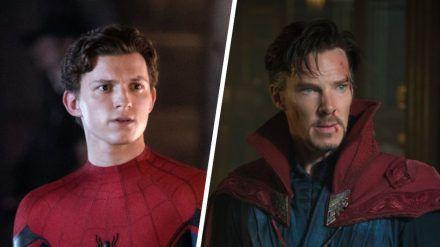 Stehen Tom Holland (l.) und Benedict Cumberbatch bald gemeinsam vor der Kamera? (cos/spot)