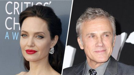 Angelina Jolie und Christoph Waltz gehören zur Top-Riege Hollywoods. (jom/spot)