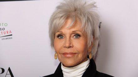 Jane Fonda wird im Dezember 83 Jahre alt und ist seit den 1960er Jahren im Showgeschäft. (ncz/spot)