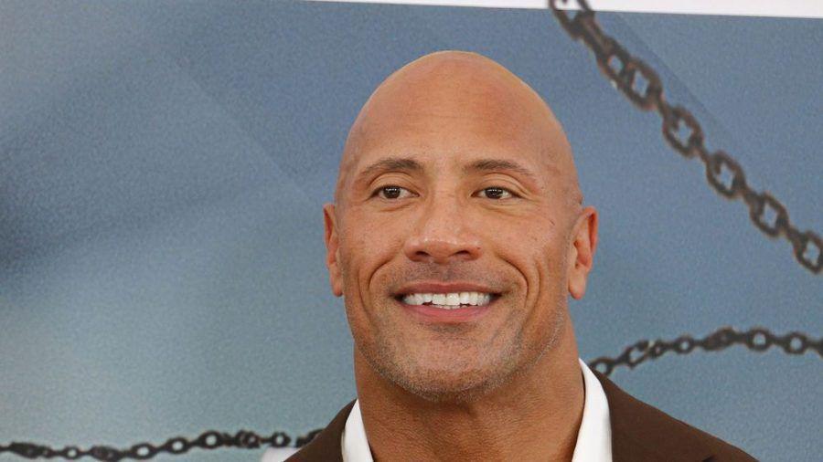 """Dwayne """"The Rock"""" Johnson ist offiziell der meistgefolgte US-Mann auf Instagram (ncz/spot)"""