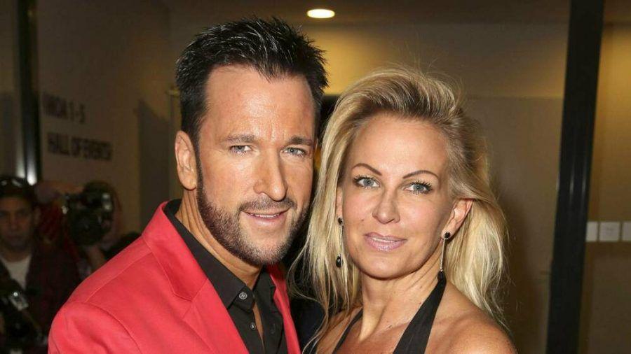 Michael Wendler und seine Ex-Frau Claudia Norberg, hier im Jahr 2014. Gemeinsam haben sie die Tochter Adeline (stk/spot)