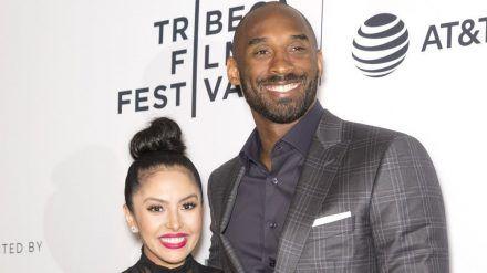 Vanessa und Kobe Bryant gaben sich 2001 das Jawort. (cos/spot)