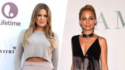 Khloé Kardashian und Nicole Richie kennen sich bereits aus der Schulzeit. (wag/spot)
