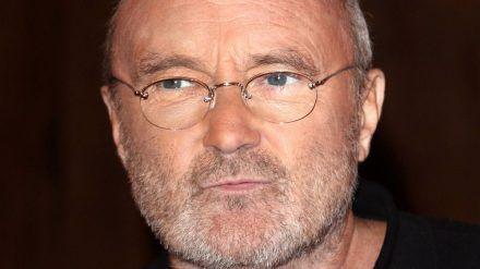 Phil Collins 2016 in London (mia/spot)
