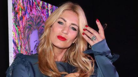 Ist wieder unter der Haube: Modeschöpferin Sarah Kern (dr/spot)