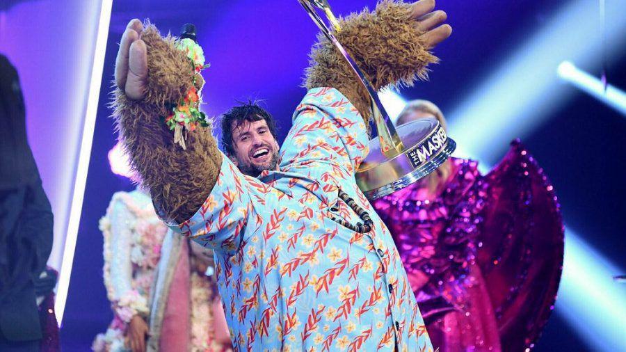 "Tom Beck ließ sich Anfang des Jahres als ""Masked Singer""-Gewinner feiern. (jom/spot)"