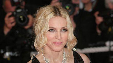 So sieht Madonna derzeit nicht mehr aus. (dr/spot)