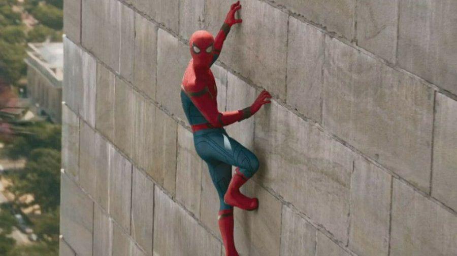 Da kommt wohl einiges zu auf Tom Holland alias Spider-Man in seinem nächsten Abenteuer. (hub/spot)