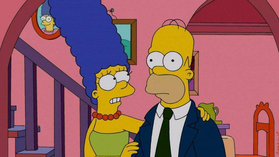 Homer wird sein Kreuzchen doch nicht etwa bei Donald Trump machen? (stk/spot)