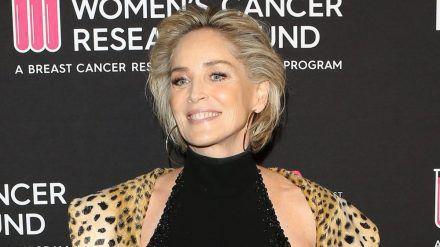 """Sharon Stone bezeichnet sich selbst als """"strategisch"""". (cos/spot)"""