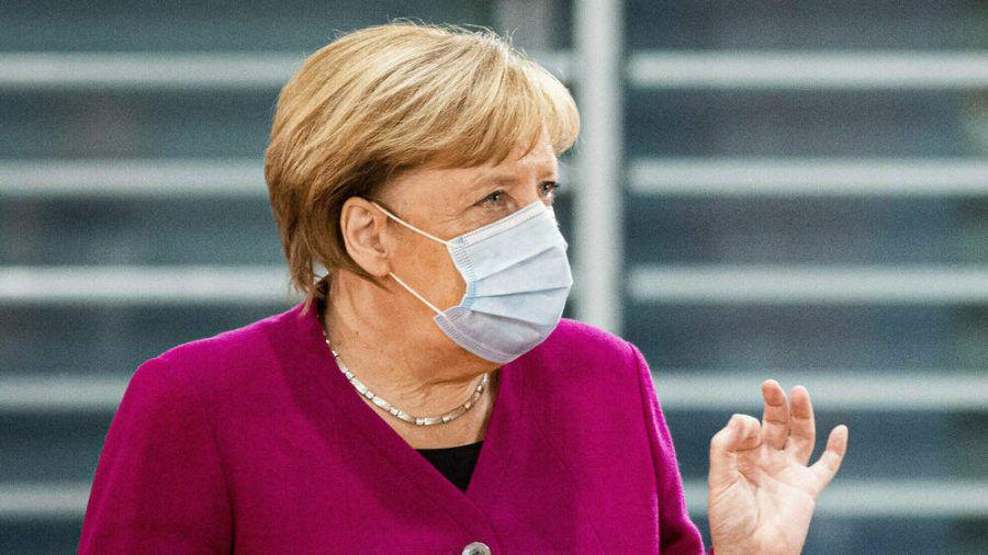 Angela Merkel hat die neuen Anti-Corona-Maßnahmen vorgestellt. (cos/spot)