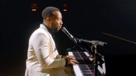John Legend widmete seiner Frau einen Song (ili/spot)
