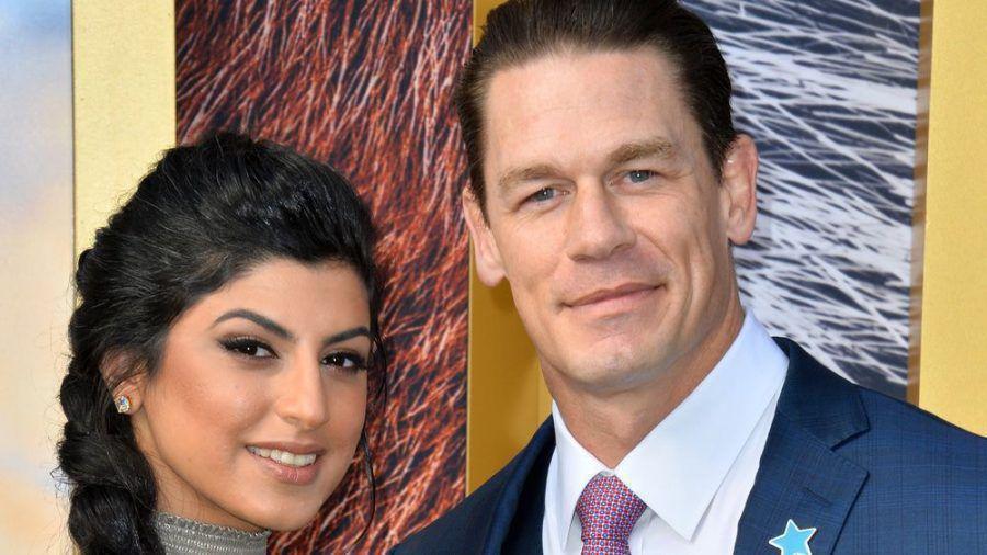 John Cena und Shay Shariatzadeh haben geheiratet (ili/spot)