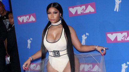 Nicki Minaj hat bestätigt, dass sie Mutter geworden ist (wue/spot)