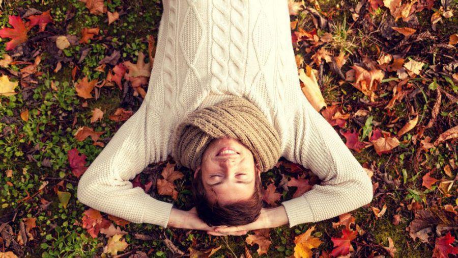 Der Aufenthalt im Freien hat auch im Herbst eine positive Wirkung. (hub/spot)