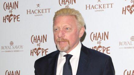 Boris Becker kann sich gut an das bislang letzte Treffen mit Steffi Graf erinnern (stk/spot)
