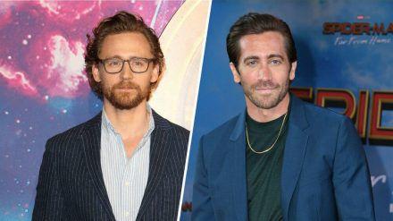 Tom Hiddleston (l.) und Jake Gyllenhaal sind in Hollywood und auf der Theaterbühne erfolgreich. (stk/spot)
