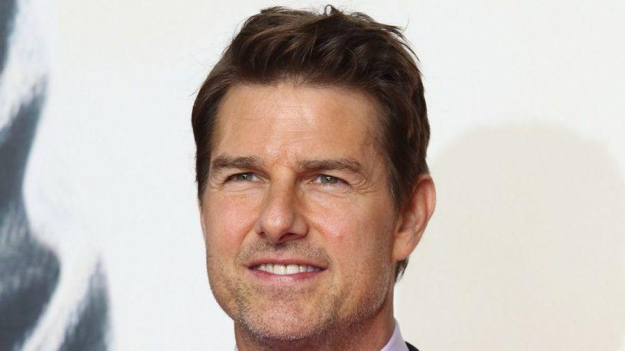 """Tom Cruise trägt nun die """"Wings of Gold"""" (stk/spot)"""