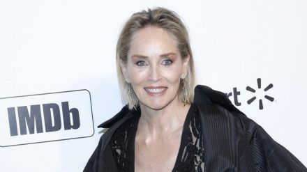 Sharon Stone bei der Elton John Aids Foundation Viewing Party im Februar 2020 (stk/spot)