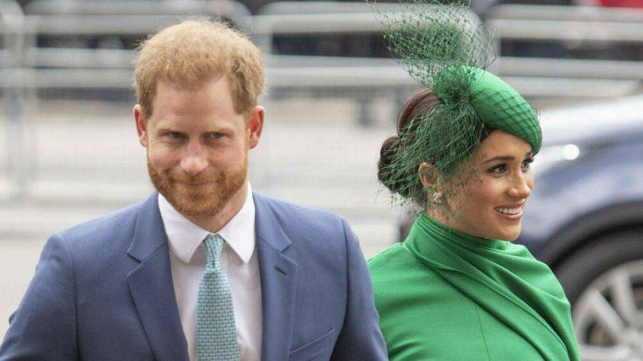 Prinz Harry und Herzogin Meghan: Wann geht es nach Großbritannien? (hub/spot)