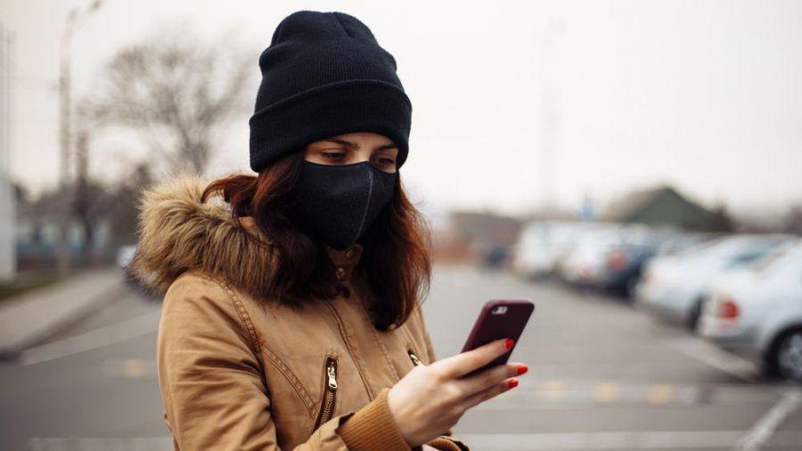 Warm und schützend: Für die kalte Jahreszeit braucht es besondere Masken (kms/spot)