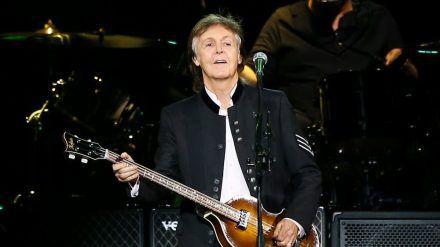 Paul McCartney ist auch mit 78 noch höchst produktiv (stk/spot)