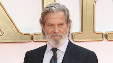 Jeff Bridges kämpft gegen Lymphdrüsenkrebs. (cam/spot)