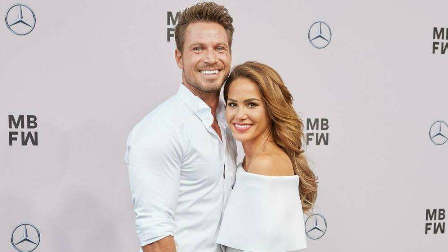 Angelina und Sebastian Pannek sind seit April standesamtlich verheiratet. (jom/spot)