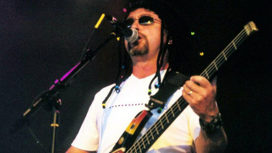 Tony Lewis während eines Auftritts im Jahr 2001. (rto/spot)