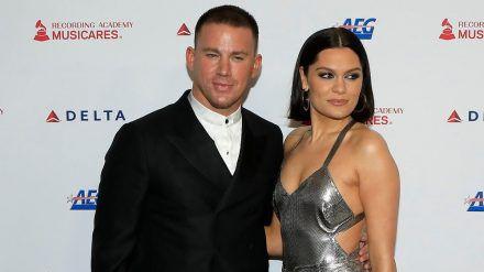 Channing Tatum und Jessie J hatten ihrer Liebe eine zweite Chance gegeben. (jom/spot)