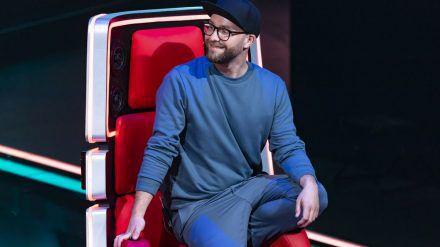 "Mark Forster muss bei ""The Voice of Germany"" um Talente kämpfen. (jom/spot)"