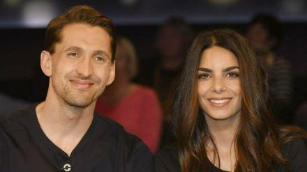 René Adler und Lilli Hollunder sind seit 2016 verheiratet. (cos/spot)
