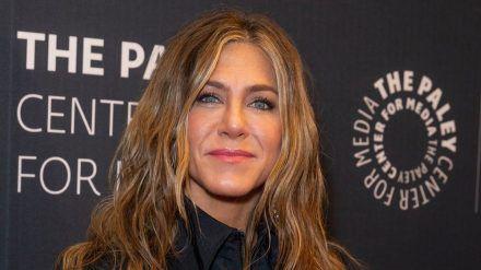 Schauspielerin Jennifer Aniston will Kanye West nicht an der Spitze des Landes wissen. (cos/spot)
