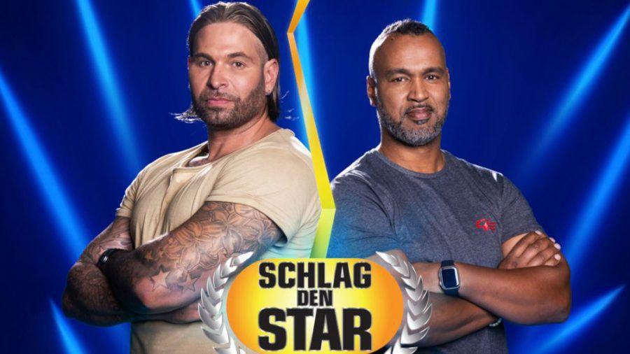 """Tim Wiese und Patrick Esume duellierten sich bei """"Schlag den Star"""" (dr/spot)"""