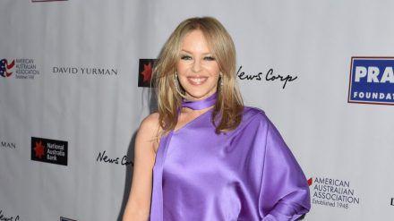 Kylie Minogue denkt offenbar gern an ihre Disco-Zeit zurück. (dr/spot)
