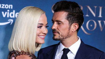 Katy Perry und Orlando Bloom sind seit August Eltern einer Tochter. (cam/spot)