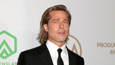 """Brad Pitt hat sich eindeutig zu """"Team Biden"""" bekannt (stk/spot)"""