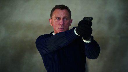 """Daniel Craig als James Bond in """"Keine Zeit zu sterben"""" (stk/spot)"""