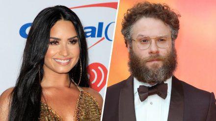 """Demi Lovato und Seth Rogen finden """"Borat 2"""" ebenso schockierend wie urkomisch (stk/spot)"""