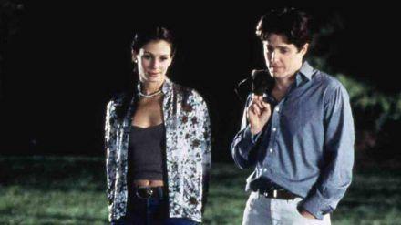"""Julia Roberts und Hugh Grant in """"Notting Hill"""". (cam/spot)"""