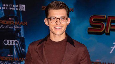 """Tom Holland bei der Premiere von """"Spider-Man: Far From Home"""" (jom/spot)"""